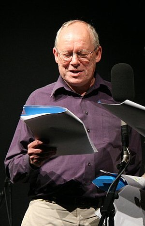 Graeme Garden - Graeme Garden in 2006, during a recording of You'll Have Had Your Tea