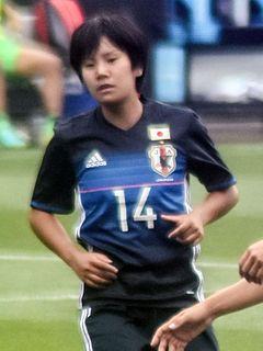 Yu Nakasato Japanese footballer