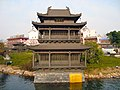 Yueyang Tower of the Yuan Dynasty - panoramio.jpg