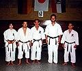 Yuishinkan-Lehrgang 1998 Kisaki Tomoharu.jpg