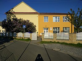 School in Bystrovany