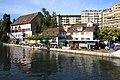 Zürich - James Joice Plateau - Limmat - Dynamo IMG 1192.JPG