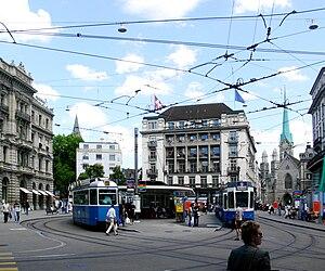 Paradeplatz - Paradeplatz, 2007