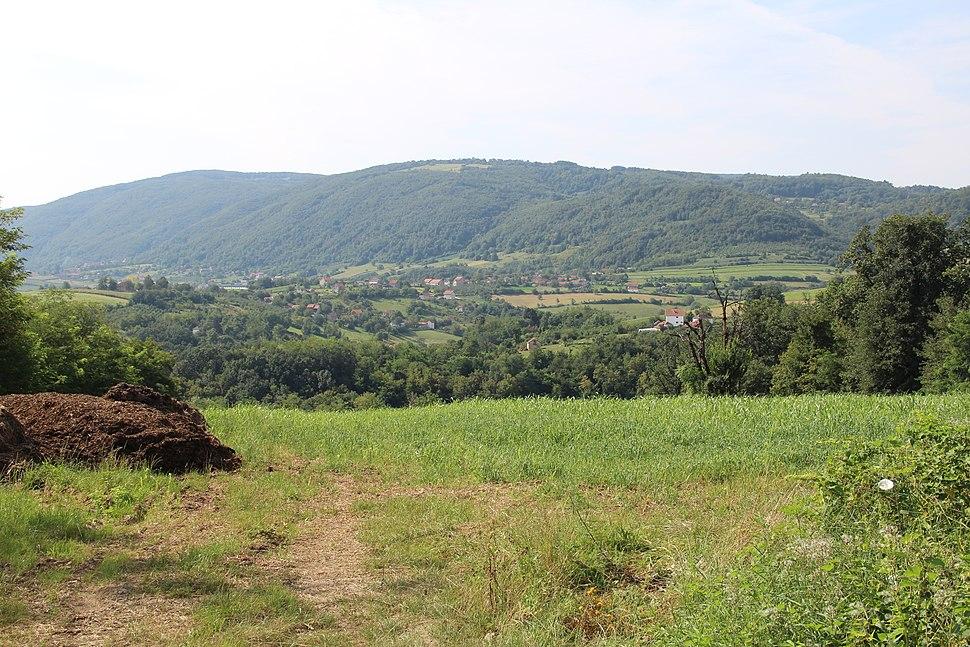 Zarube - opština Valjevo - zapadna Srbija - panorama 5