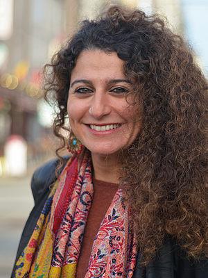 Zeina Abirached - Zeina Abirached in 2015