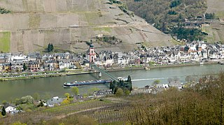 Zell (Mosel) Place in Rhineland-Palatinate, Germany