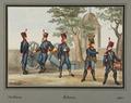 Zentralbibliothek Solothurn - Artillerie Soleure 1807 - aa0491.tif