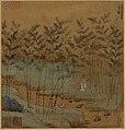 Zhao Mengfu. Self Portrait. 1299, Album leaf. Palace Museum Beijing.jpg