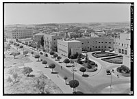 Zionist executive & King George Ave LOC matpc.14858.jpg