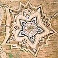Zitadelle Vechta 1770 Karte.jpg
