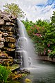 Zoo Waterfall - HDR (15877310895).jpg