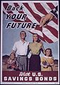 """Back your future - With U.S. savings bonds"" - NARA - 514109.jpg"