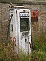 """Fill 'er up, Guv"" - disused petrol pump - geograph.org.uk - 112444.jpg"