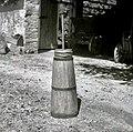 """Pina"" (pinja) za putr (maslo) delat, Sanabor 1958.jpg"