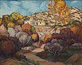 'Cerro Gorgo, Santa Fe' by Carlos Vierra, c. 1920.jpg