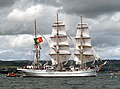 'Sagres' in Belfast Lough - Tall Ships Belfast 2009 - geograph.org.uk - 1446241.jpg