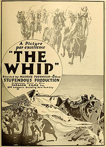the whip 1917 film wikipedia