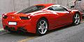 ' 10 - ITALY - Ferrari 458 Italia rossa a Milano 10.jpg