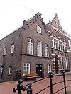foto van Voormalige in 1903 gebouwd centraal kantoor van het bestuur der godshuizen