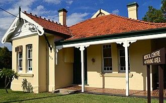 Artarmon, New South Wales - Image: (1)Medical Centre Mowbray Road