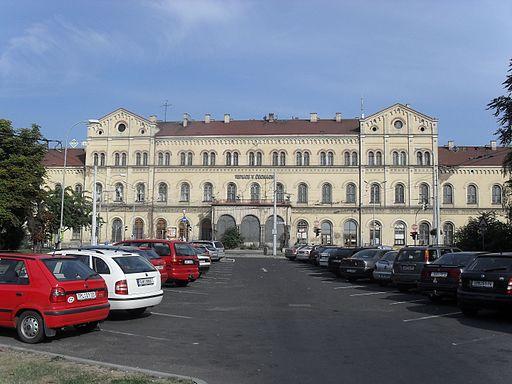 (TTO) Železniční stanice (Teplice) - Nádražní náměstí 599, Teplice 1