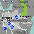 (de)Map-South Africa-Mpumalanga02.png