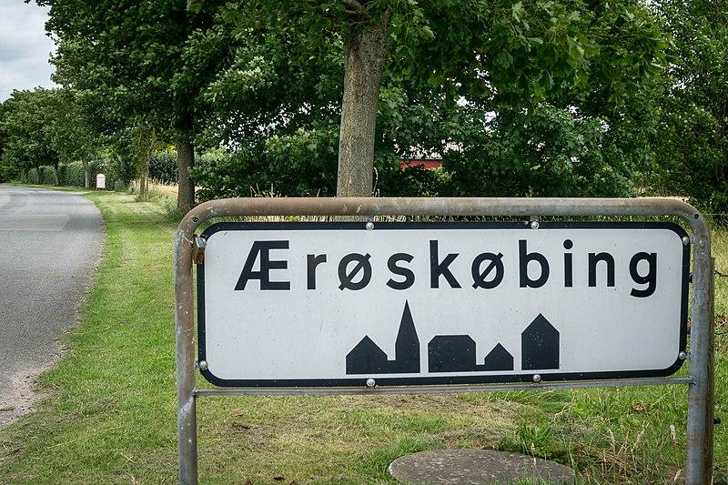 File:Ærøskøbing - byskilt.jpg