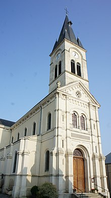 photo de EGLISE SAINT BASLE (Eglise de Bouzy)