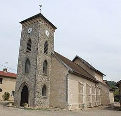 Église St Barthélemy Samognat 7.jpg
