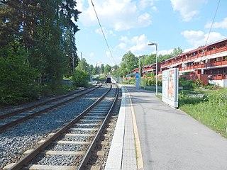 Øraker station