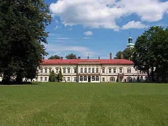 Żywiec - Habsburg Palace