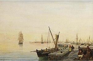 Κωνσταντίνος Βολανάκης - Πρόκειται για ένα πολυσύχναστο λιμάνι.jpg