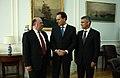 Συνάντηση ΥΠΕΞ, κ. Δ. Δρούτσα, με Πρ. Ομόνοιας και Δήμ. Χειμάρρας, κ. Β. Μπολάνο, και Πρ. ΚΕΑΔ, κ. Ε. Ντούλε (14.09.10) (4989415539).jpg