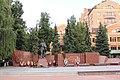 Братская могила советских воинов улица Московская, 9, Звенигород, Московская область.jpg