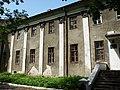 Бродівський замок Палац Потоцьких, фасад.jpg