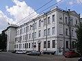 Владимирская обл., Владимир, Луначарского улица, 3, женское епархиальное училище. Вид с улицы.jpg