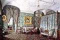 Гау. Спальня Марии Александровны. 1879.jpg