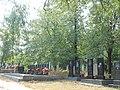 Запоріжжя, вул. Солідарності, Військове кладовище.jpg
