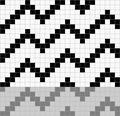 Зигзагообразная саржа по направлению утка на базе саржи 2.4.png