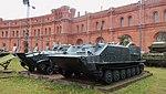 Командно-штабные машины в артиллерийском музее — 8.JPG