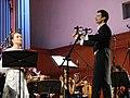 Михаил Антоненко и Юлия Лежнева на концерте Моцарт-гала в Москве 1.jpg