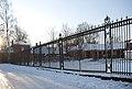 Ограда возле главной конюшни, Волышево-4.JPG