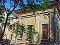 Особняк книгоиздателя Н Е Парамонова 1914 г (библиотека ЮФУ) - Пушкинская,148А.JPG