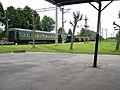 Поезд на ст. Айзкраукле Vilciens Aizkraukles stacijā - panoramio.jpg