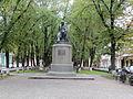 Полтава. Пам'ятник М.В.Гоголю.JPG