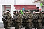 Президент України Петро Порошенко привітав молодих офіцерів з випуском 2923 (16945095975).jpg