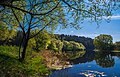 Река Пахра у поселка Дубровицы, Подольский район,Московская область.jpg