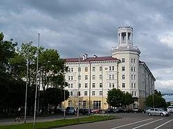 Смоленск. Здание советского периода..JPG