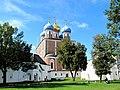 Успенский собор рязанского кремля, вид с севера.JPG