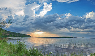 National Park in Ukraine